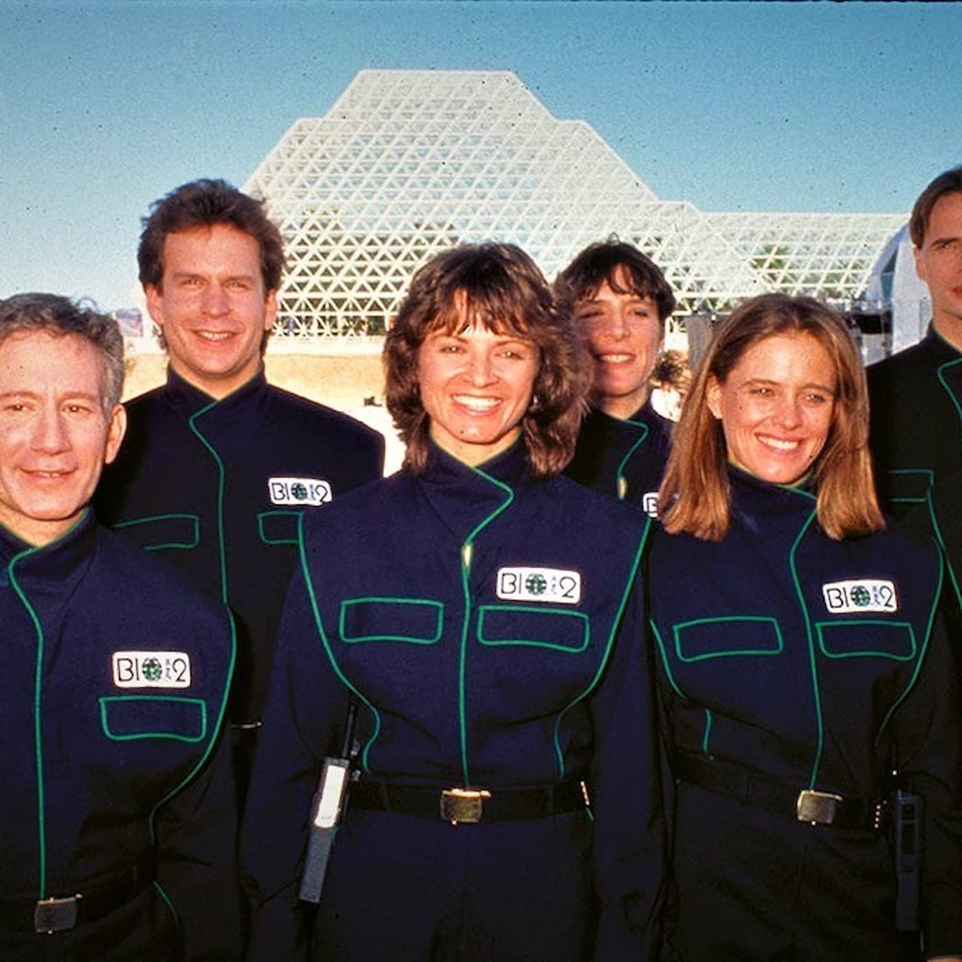 Biosphere 2 – ett av världens märkligaste experiment (R)