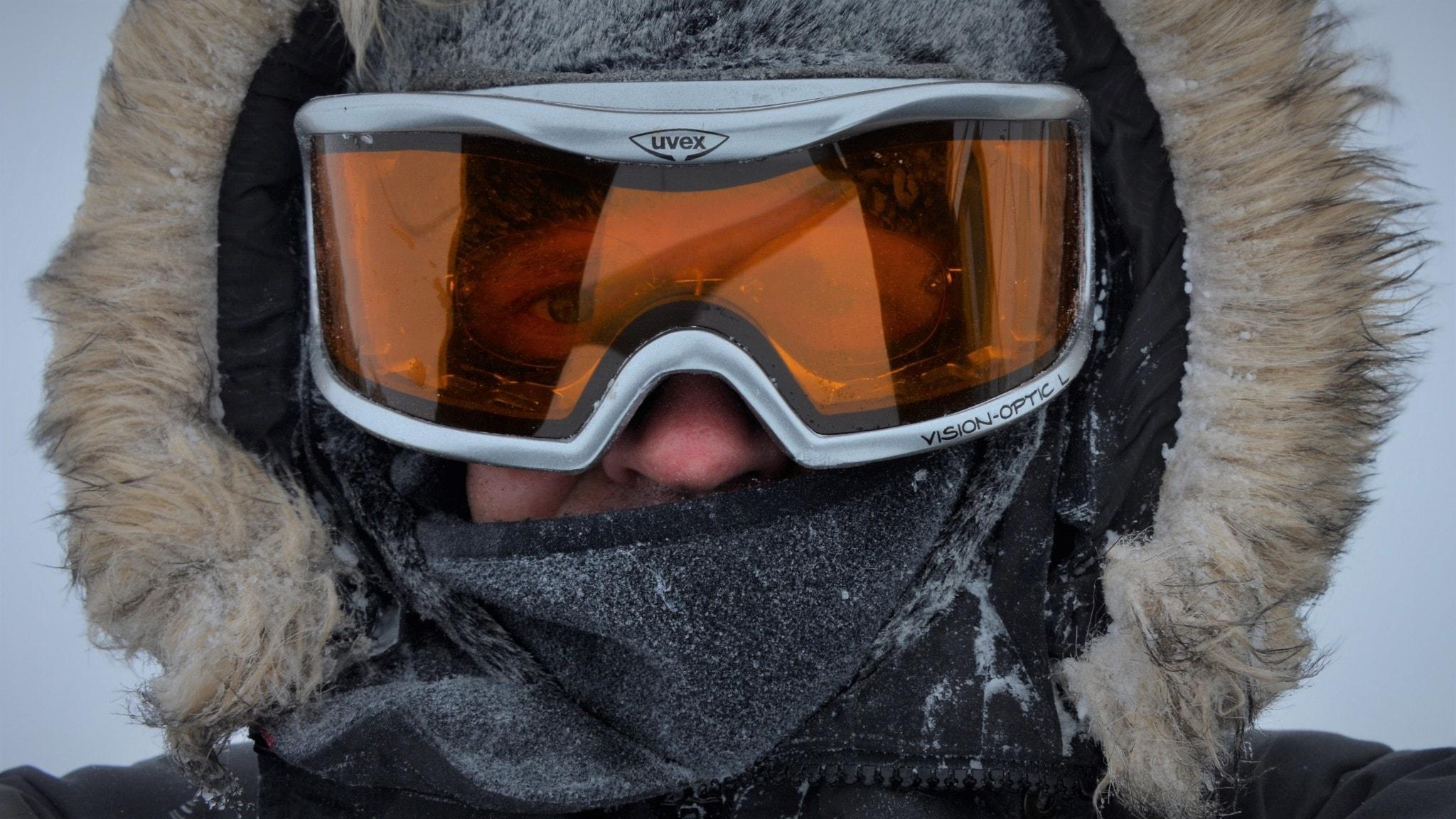Han leder världens största Arktisexpedition