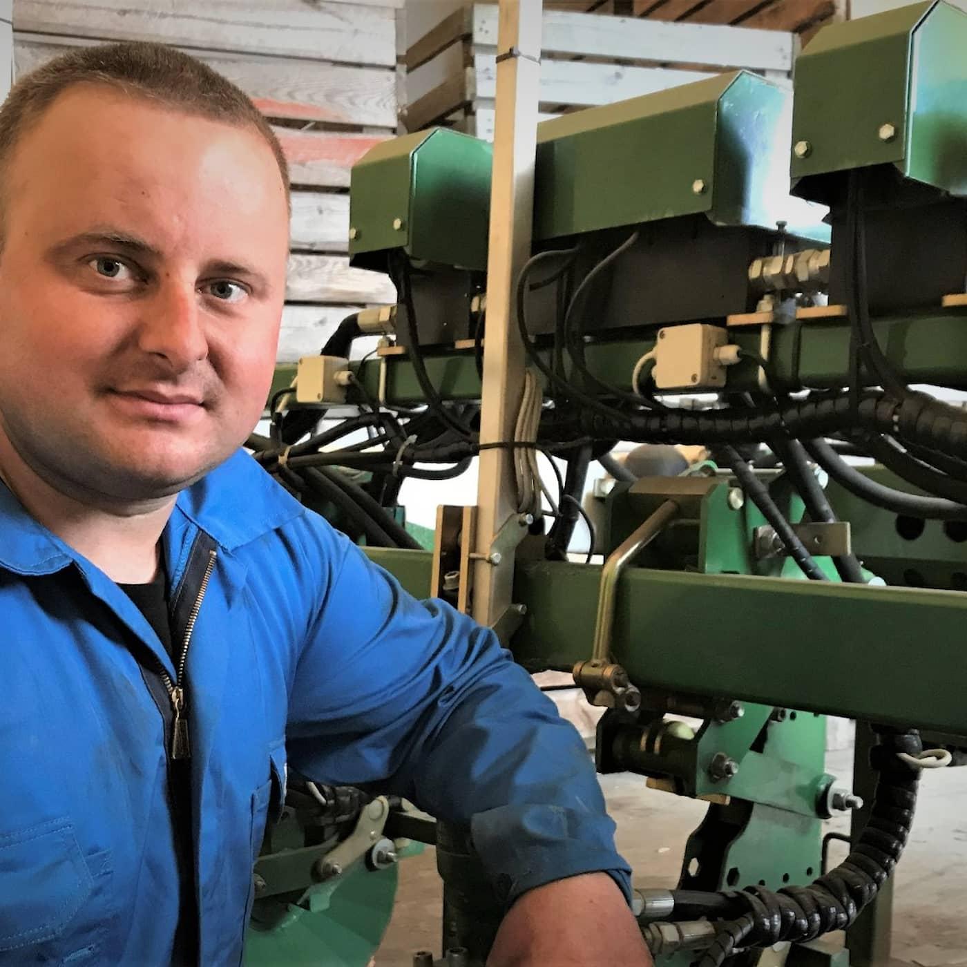 Kan robotar sköta jordbruket i kristider?