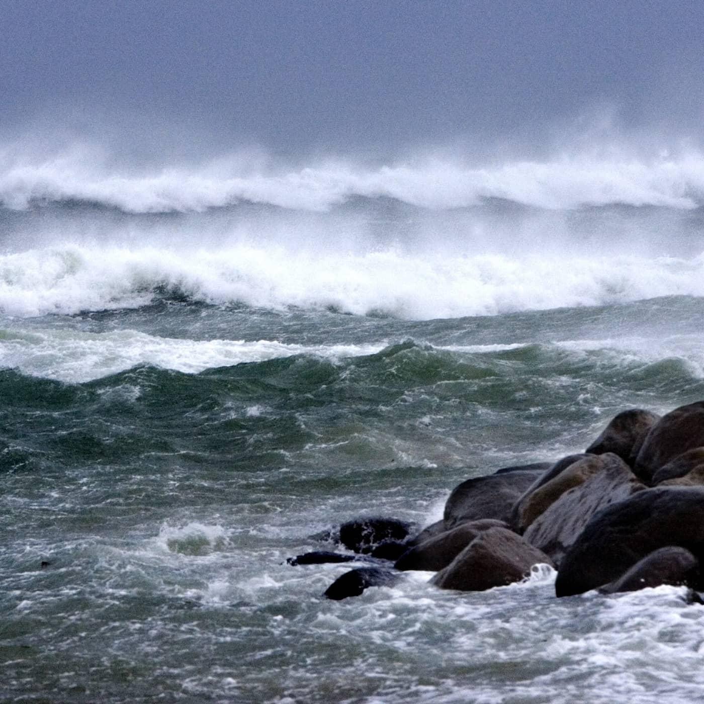 Golfströmmen – så påverkas den av uppvärmningen