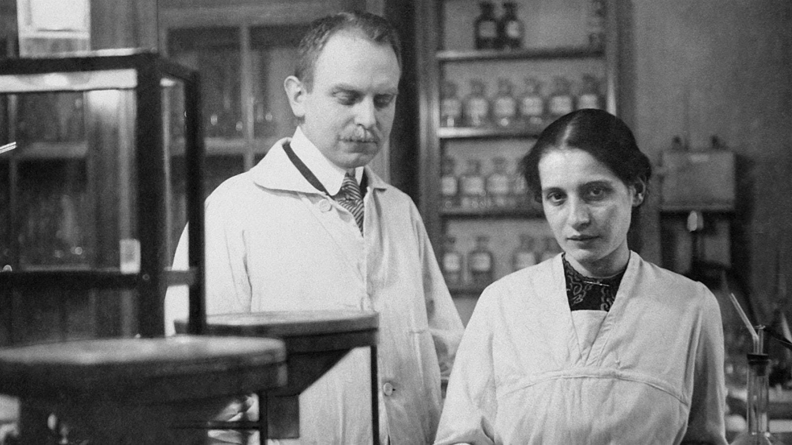 Del 2: Kvinnorna som blåstes på Nobelpriset - Lise Meitner