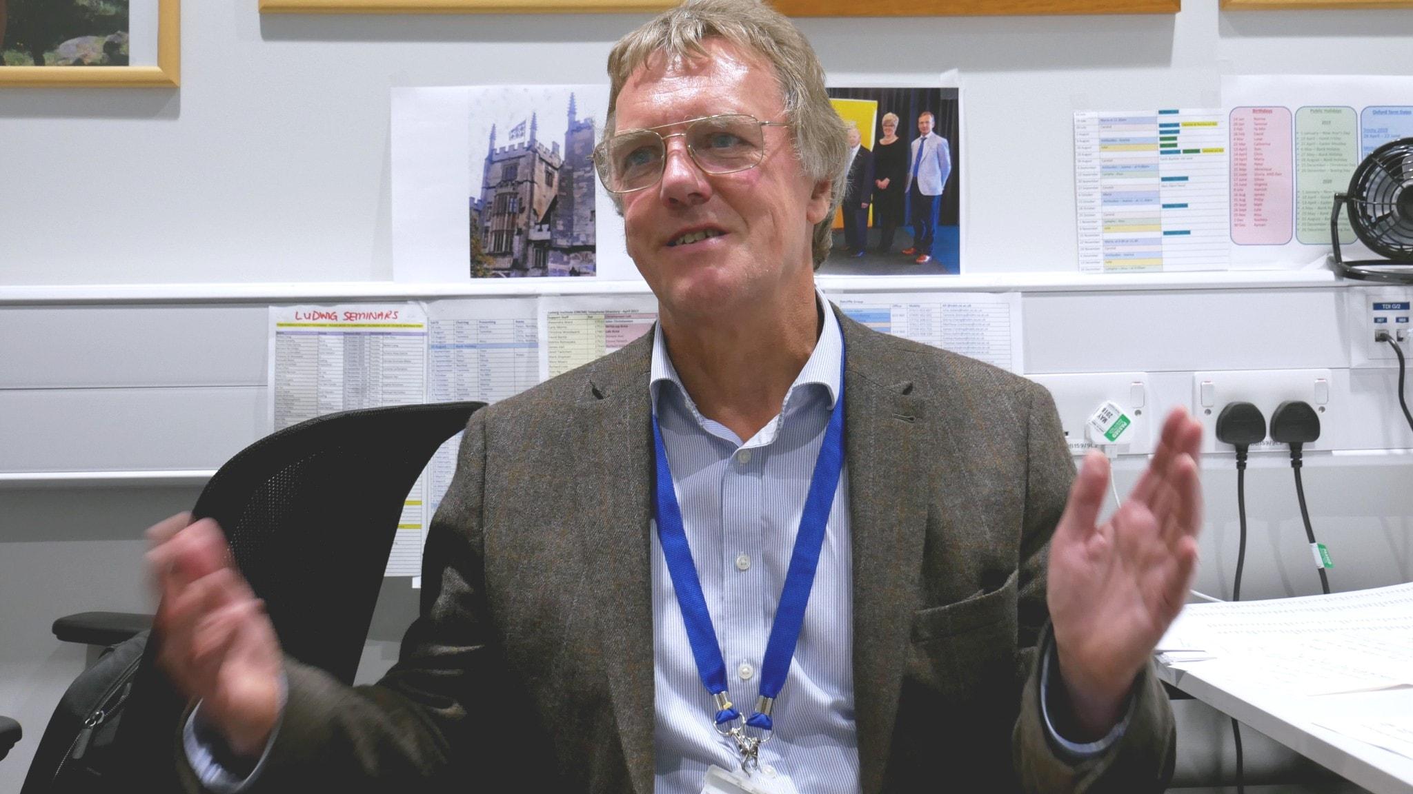 Nobelupptäckten – superproteinet som justerar syret i cellerna