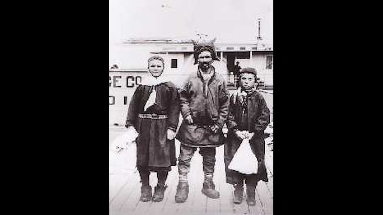 Merit Balto var bara 8 år, när hon gav sig iväg till Alaska tillsammans med sin mamma och pappa, renskötare från Karasjok i Nordnorge.
