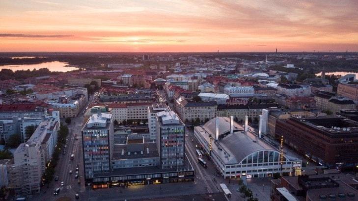 Ny kärnkraft – Värm Helsingfors med små reaktorer
