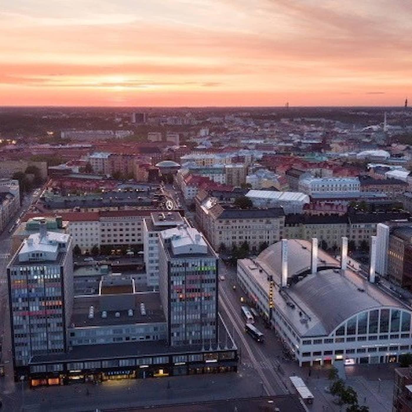 Ny kärnkraft - Värm Helsingfors med små reaktorer