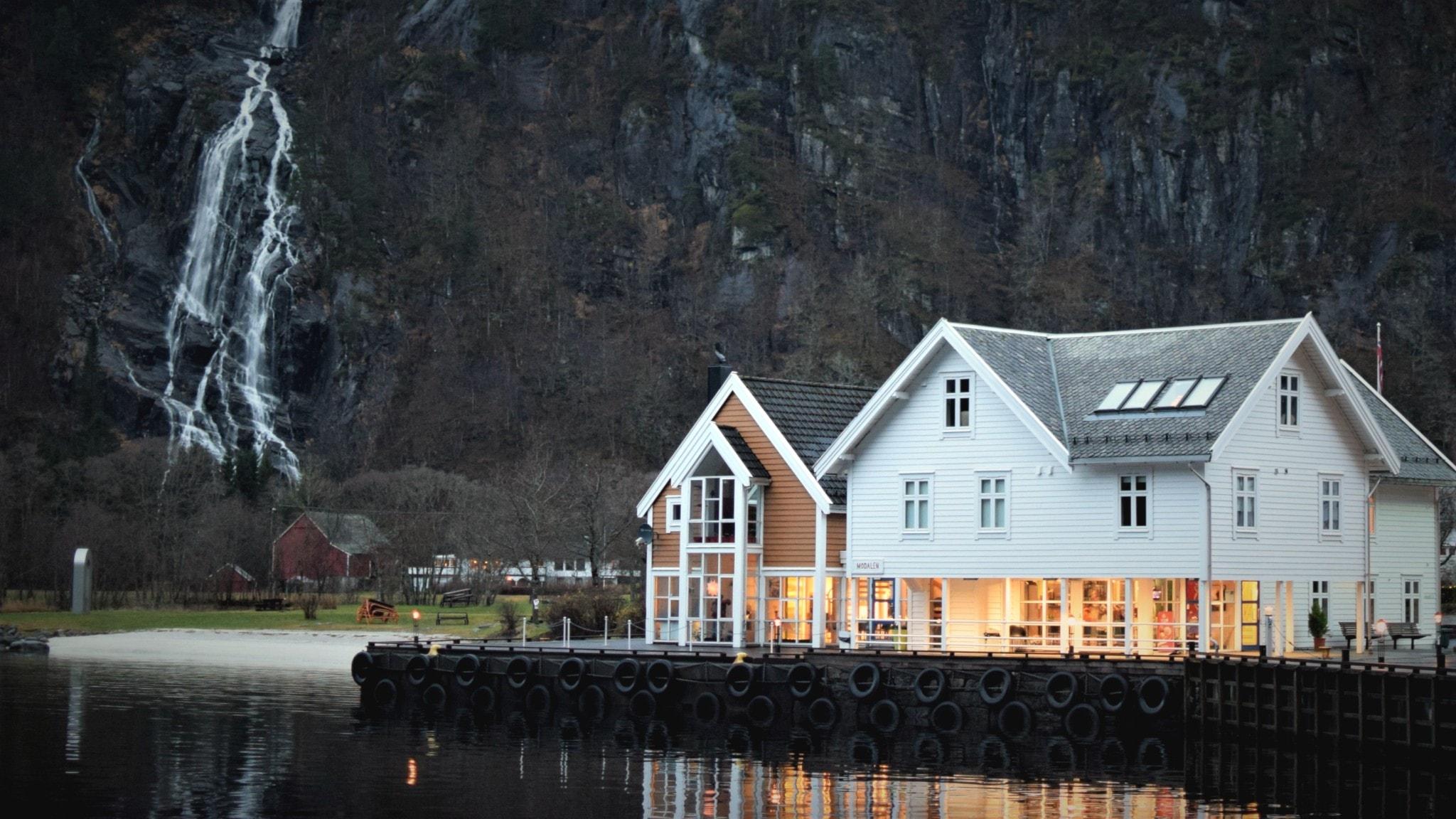 Så skyddar Norge sina äldre