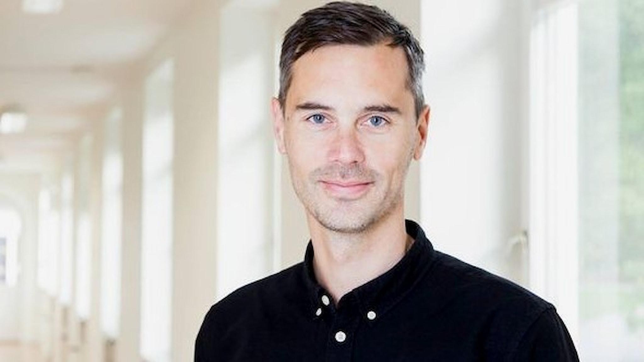 Lucas Gottzén, professor i barn- och ungdomsvetenskap vid Stockholms Universitet.