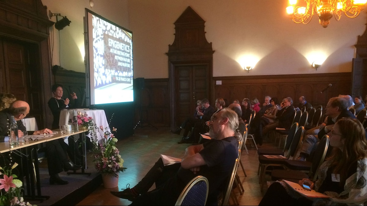 konferensdeltagare i Uppsala