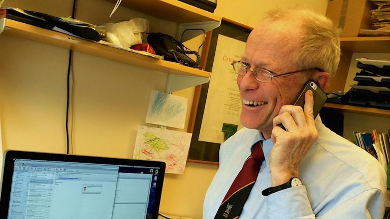 Professor Stefan Swartling Peterson är ny chef för UNHCR:s hälsoavdelning i New York.