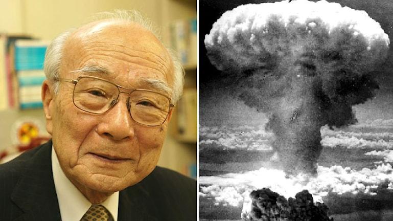 Terumi Tanaka atombombsmoln