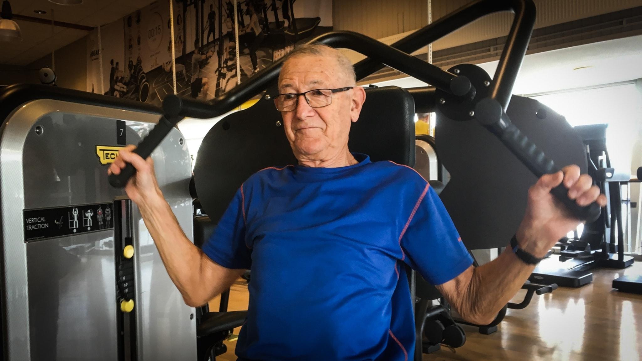 Del 2/3 Det goda åldrandet: Fler friska år – i samhällets tjänst