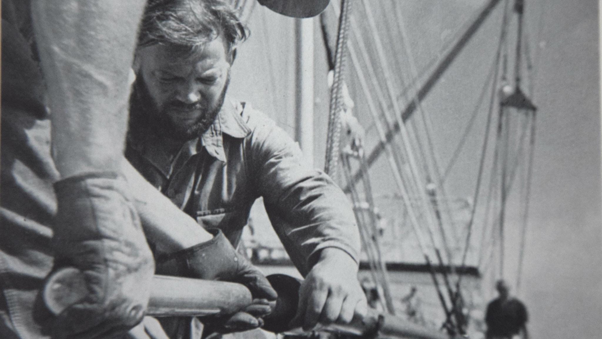 Svensk expedition först med att borra sig ner i djuphavens bottnar