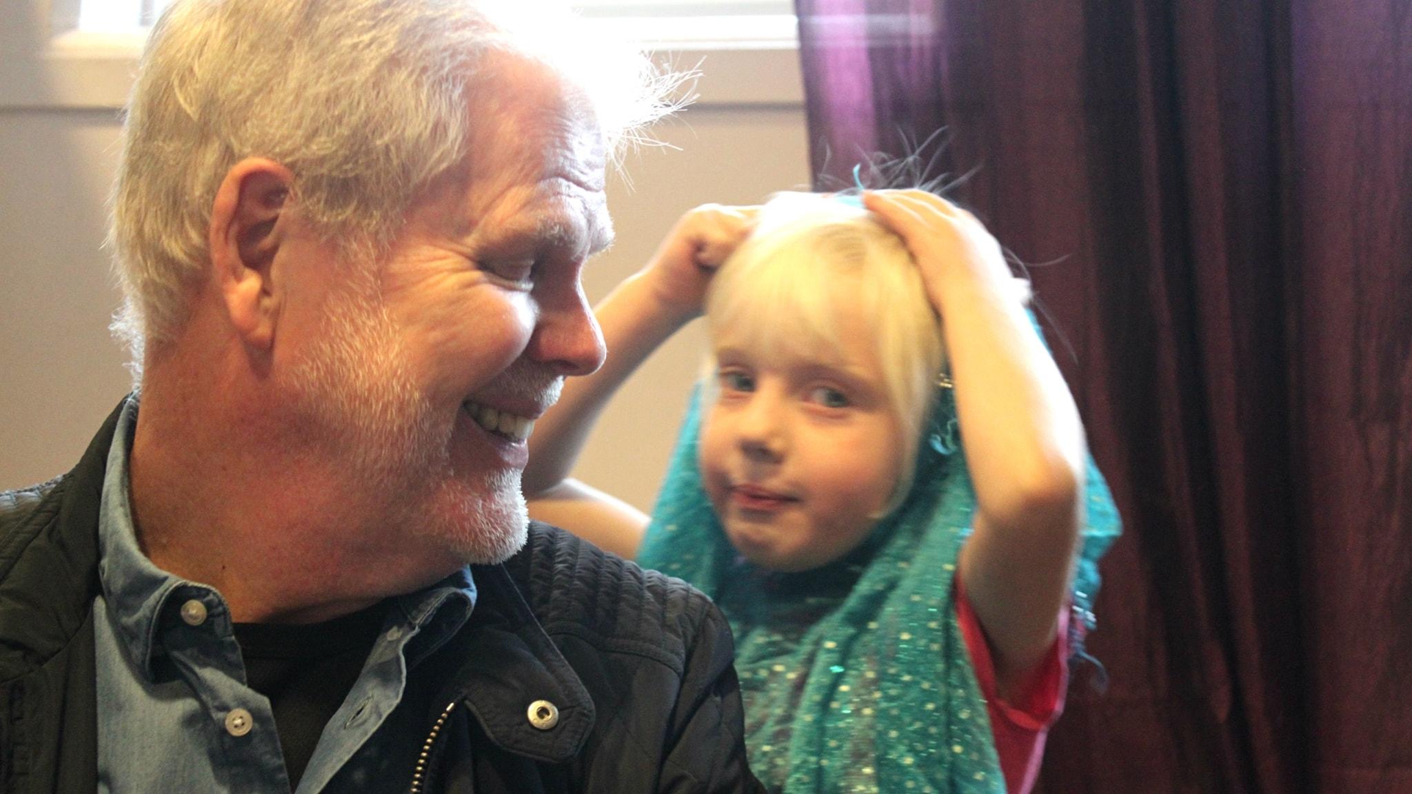 Del 2: Nobelupptäckterna – Behandlingen ändrade Kents livssyn (R)