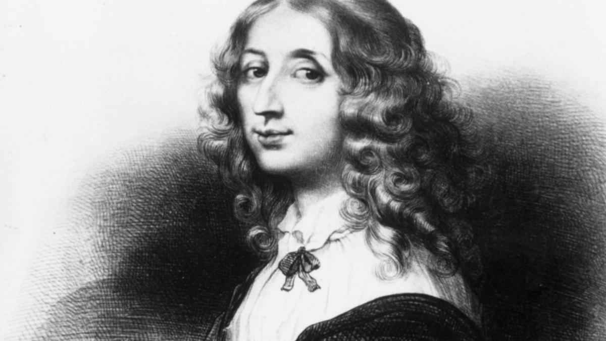 Porträtt av drottning Kristina