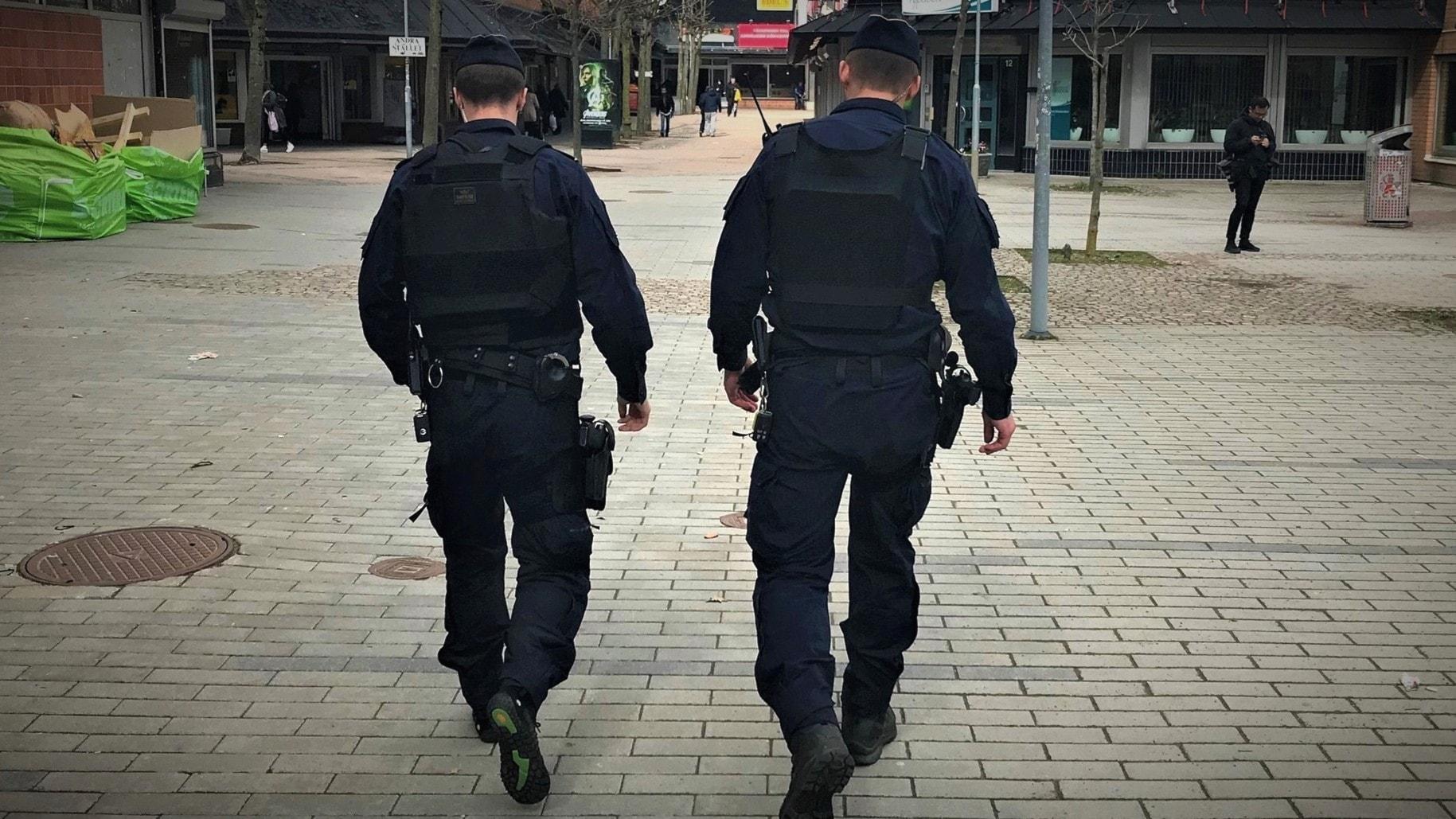 Polisens metoder – fokuserad avskräckning i Angered