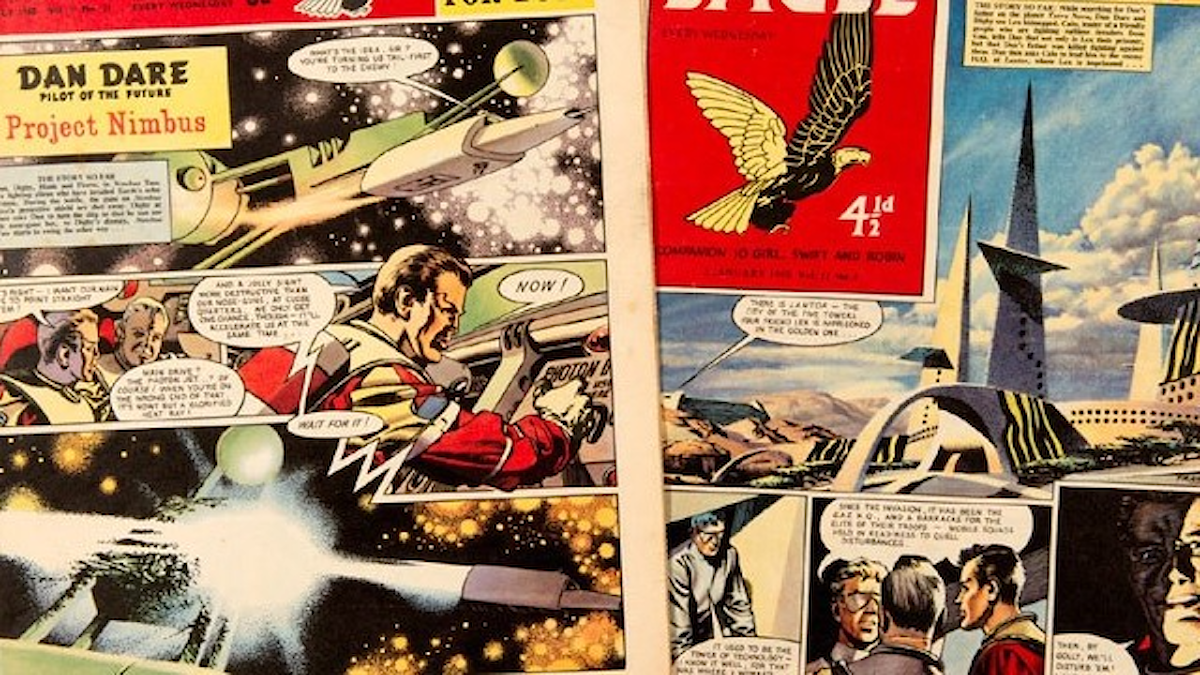 Eagle Magazine 1960