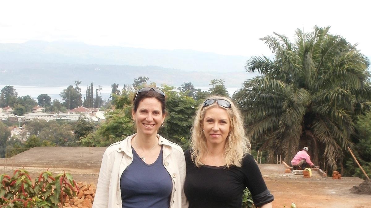 Maria Stern och Maria Eriksson-Baaz
