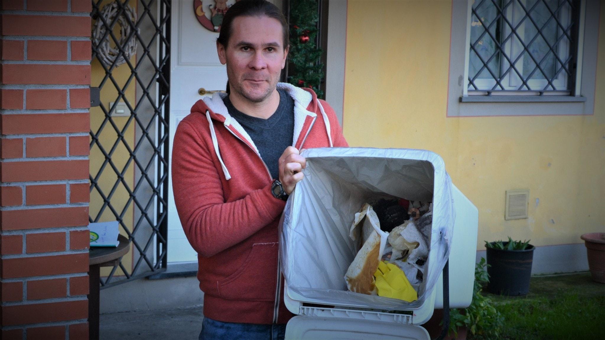 2/4. Avfallspyramiden – Hur Italien gick om Sverige