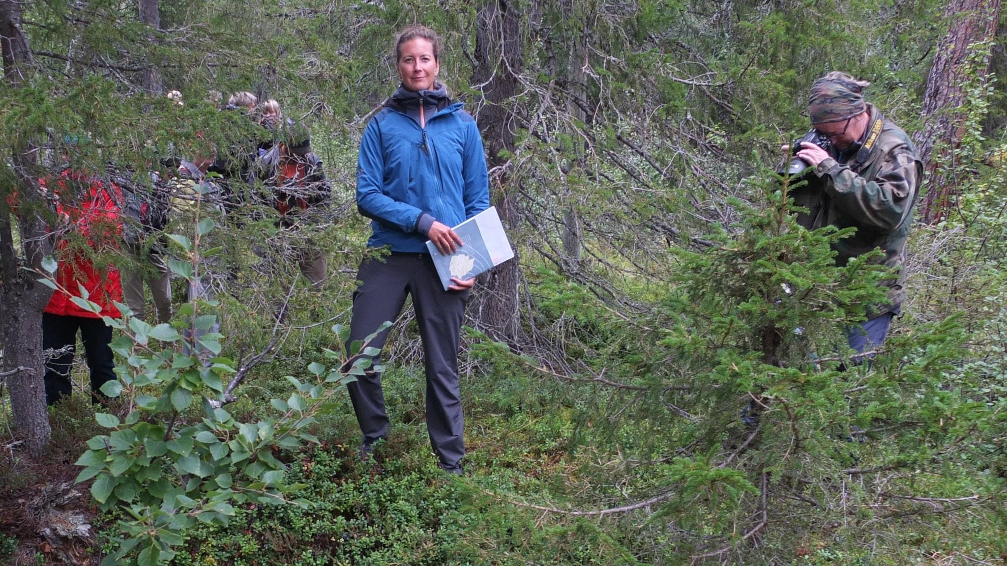Tusenåriga boplatser inverkar på norrländsk rättstvist (R)
