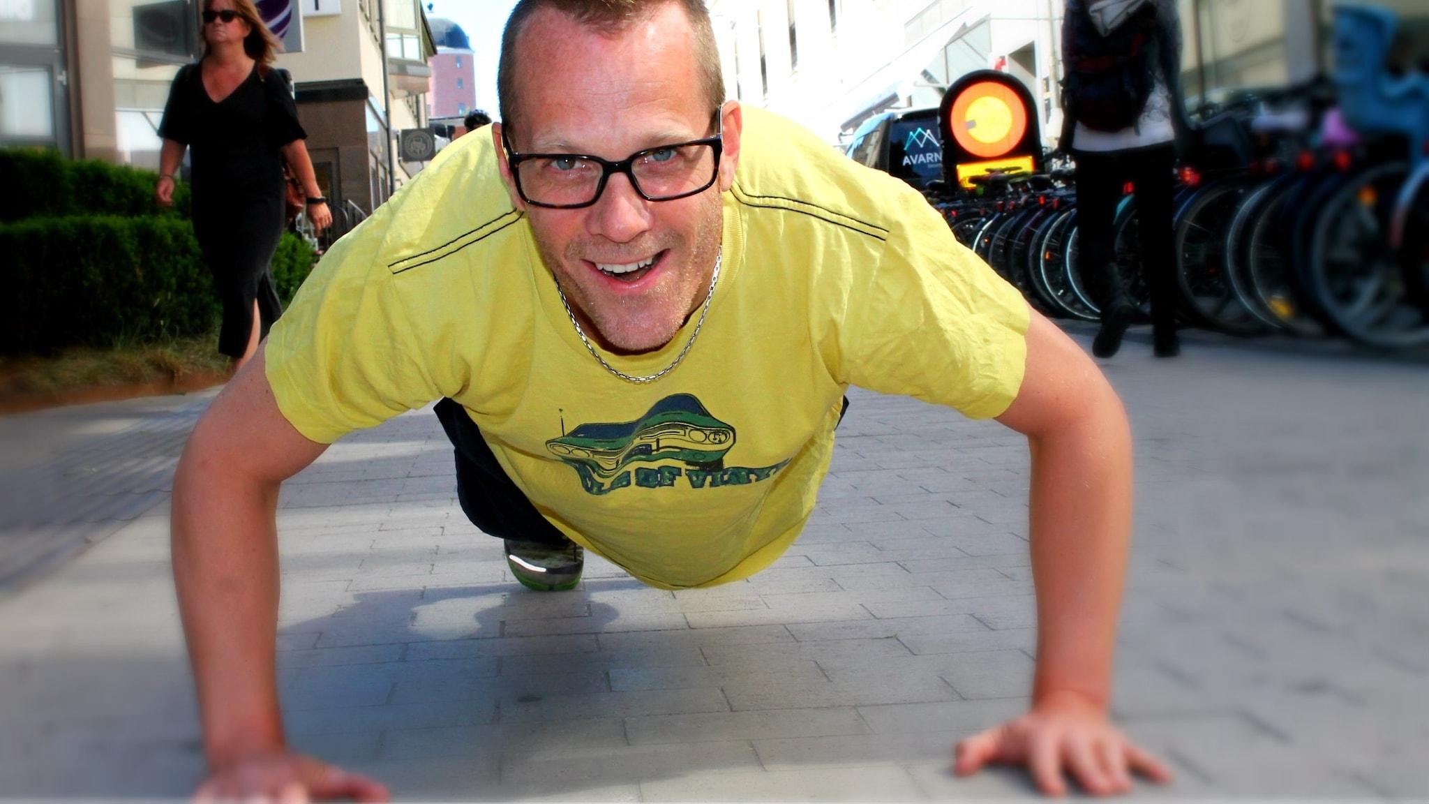 Lars Broström, nyhetschef Vetenskapsradion