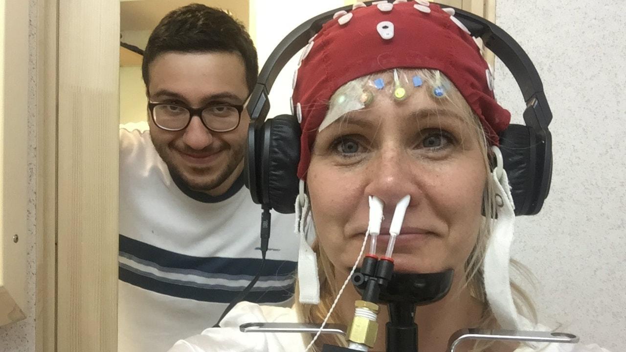 Luktforskning – bland molekyler och motorvägar i hjärnans inre (R)