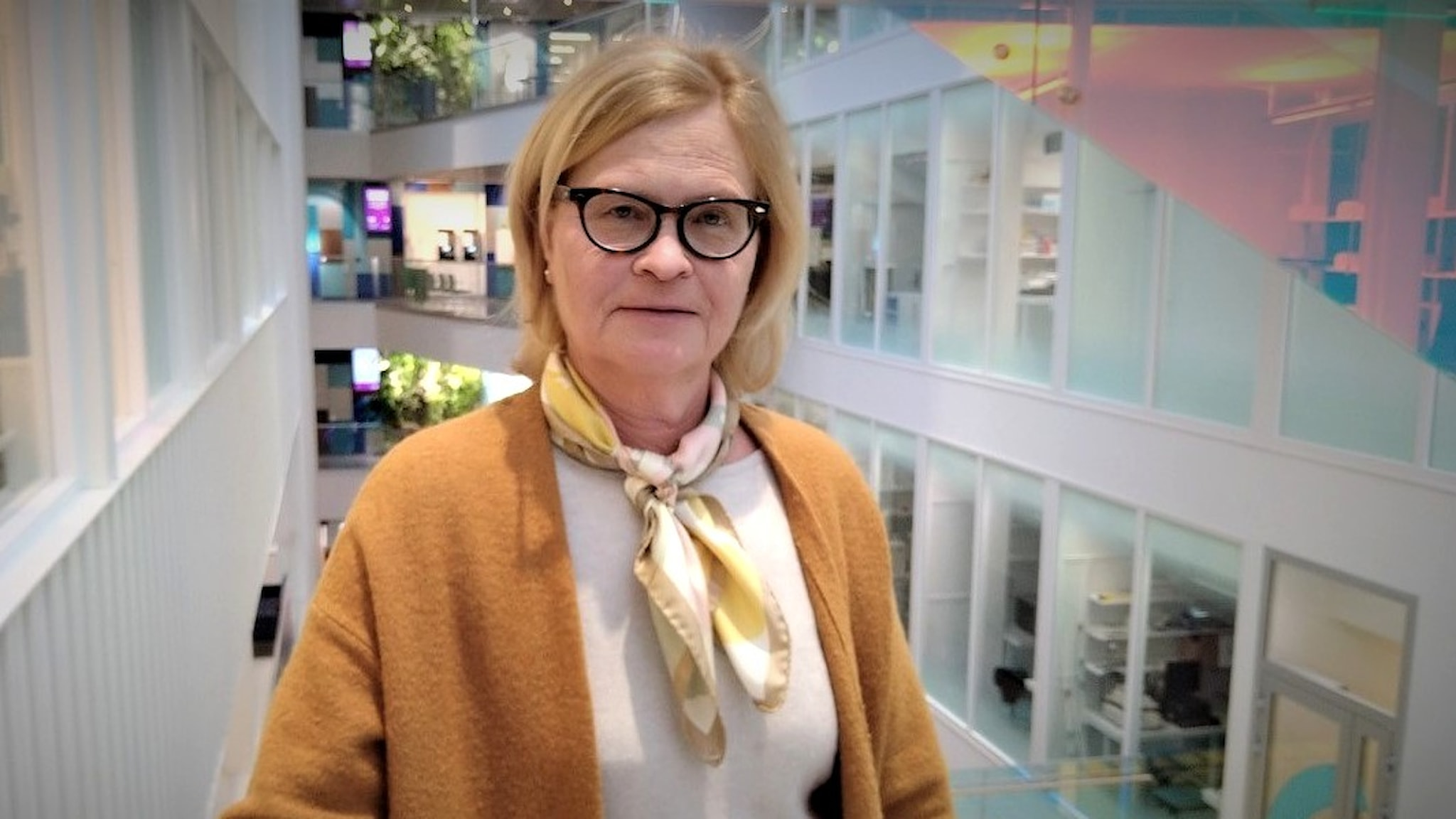 Maria Eriksdotter, äldreforskare