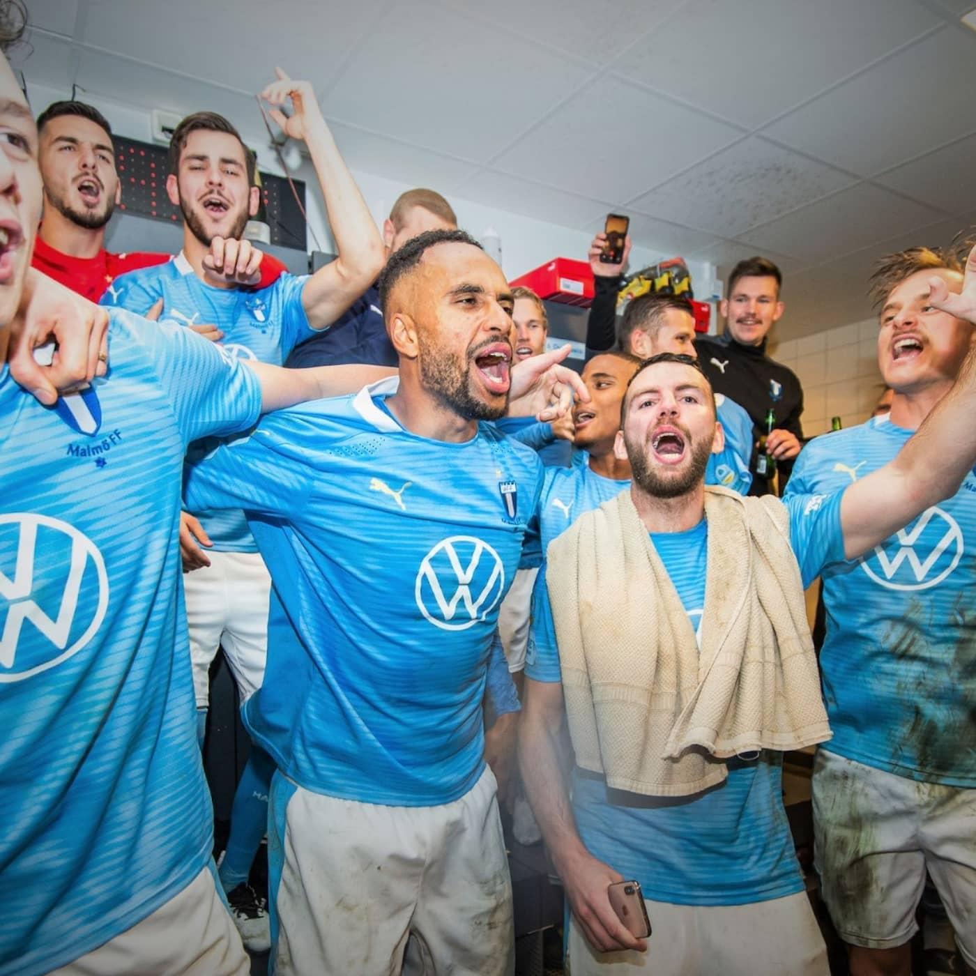 Smittans väg genom Malmö FF