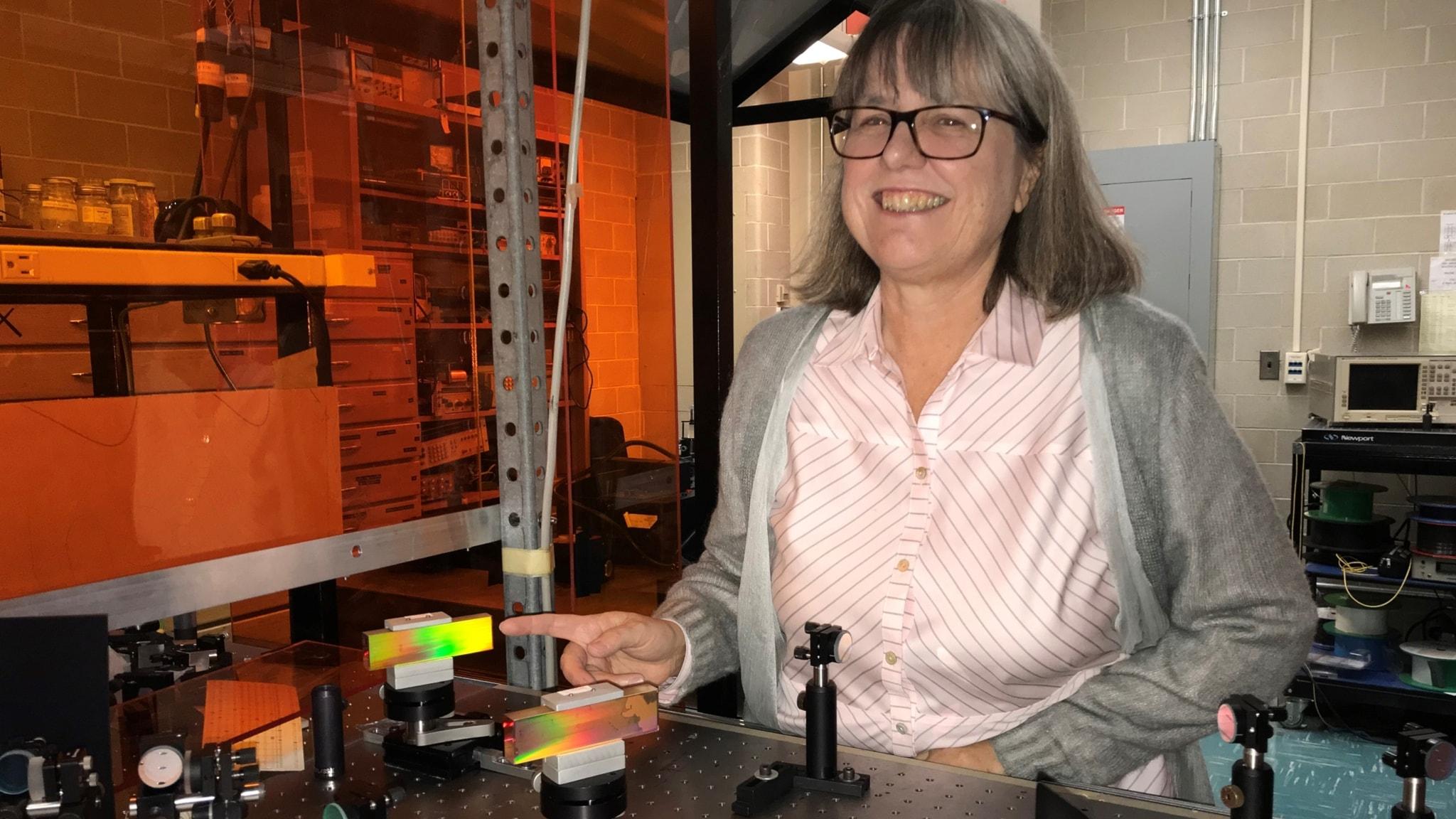 Del 5: Nobelupptäckterna – Donna Strickland från lego till laserkniv (R)