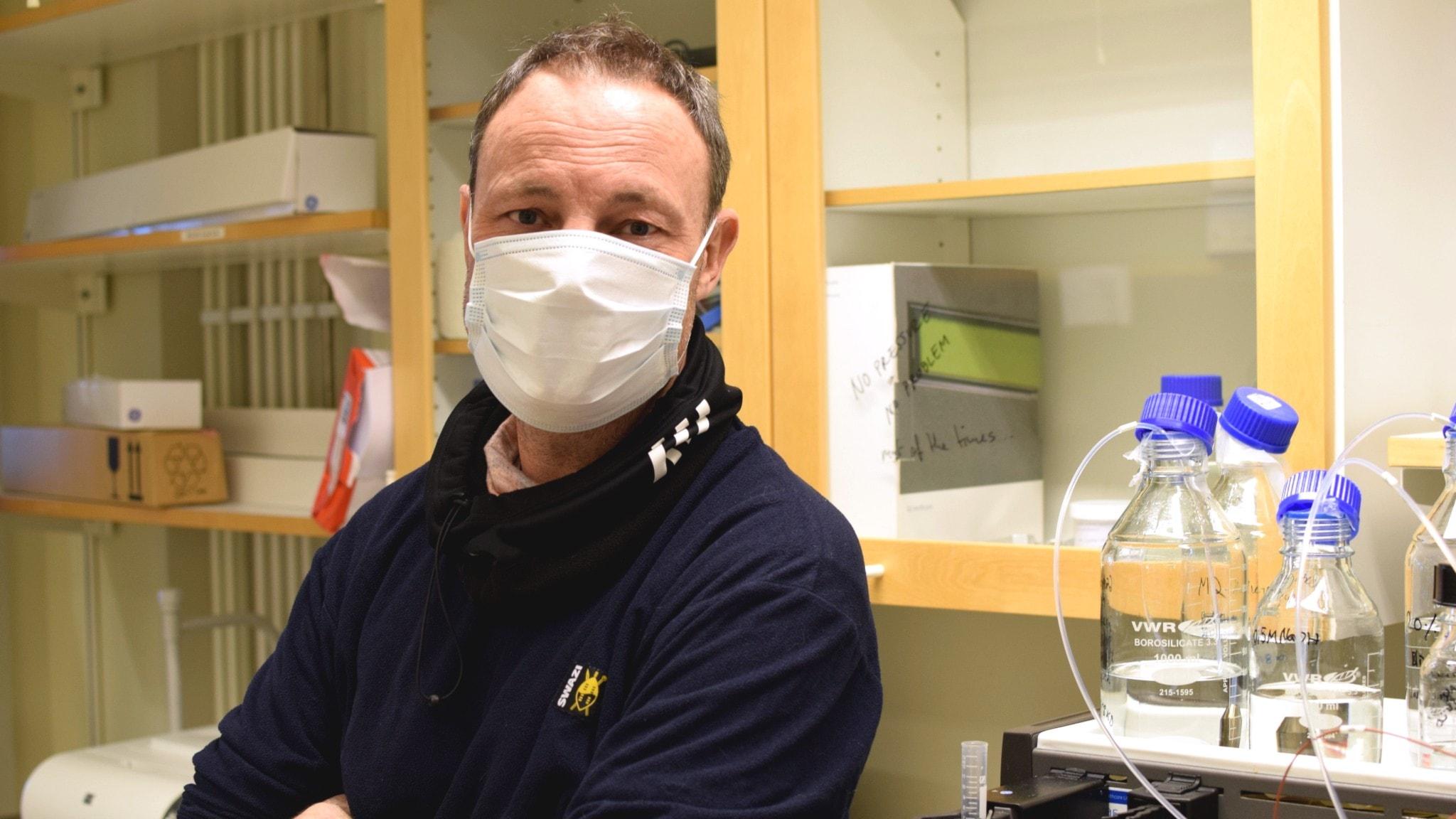 Niklas Arnberg, professor i virologi