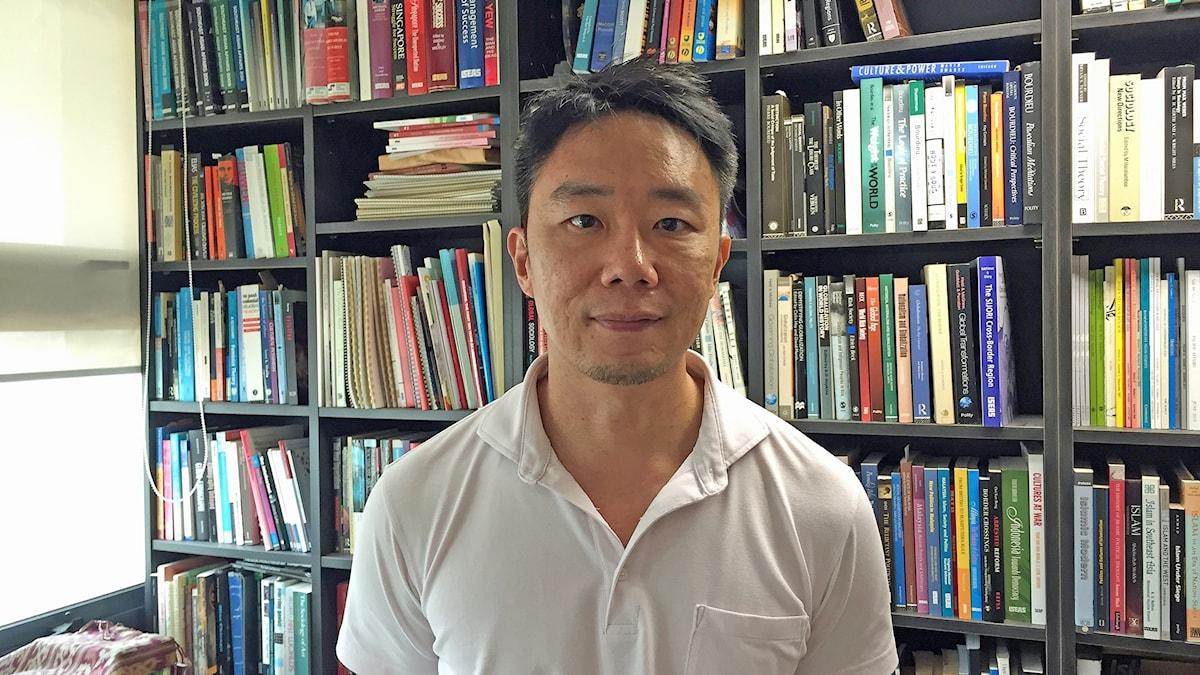 Terence Chong, sociolog