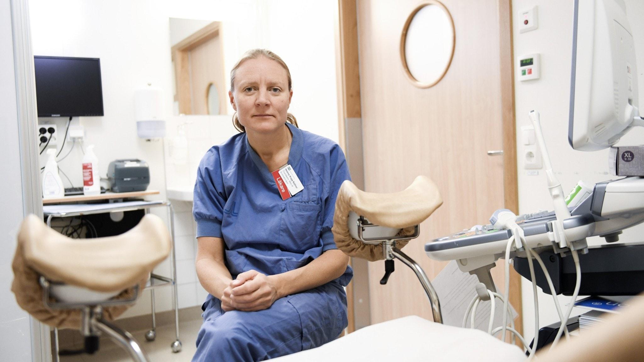 Helena Kopp Kallner menar att avsaknaden av nationella riktlinjer gällande medicinsk missfallsbehandlig är ett tydligt exempel på bristen av nationella riktlinjer i Svensk kvinnosjukvård.