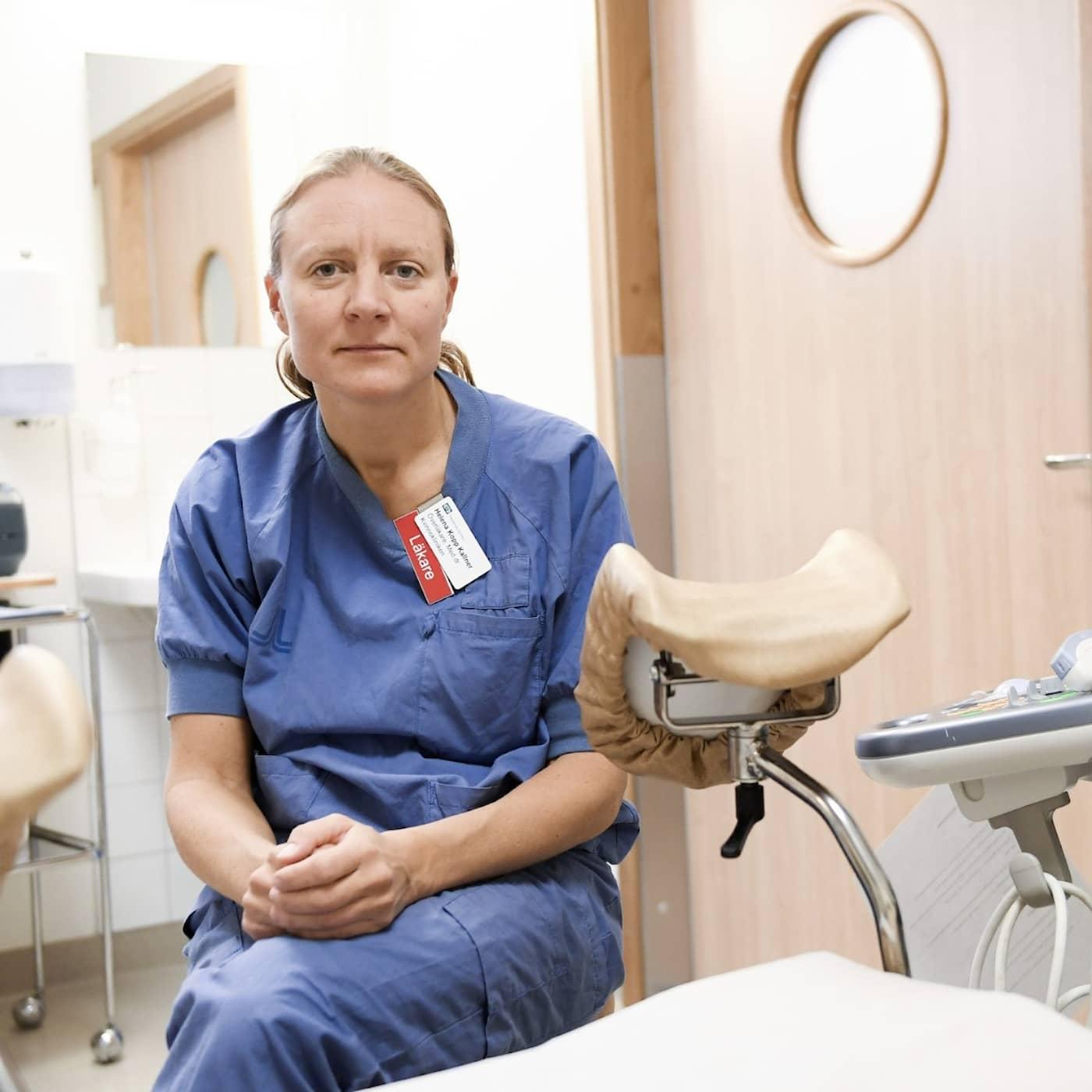"""Överläkare: """"Ta bort livsduglighet från aborträtten"""""""
