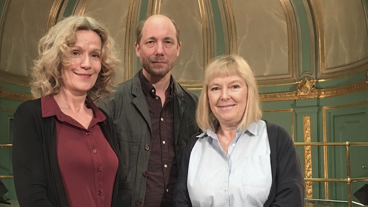 Filosofen Åsa Wikforss, statsvetaren Ludvig Beckman och ekonomhistorikern Bi Puranen