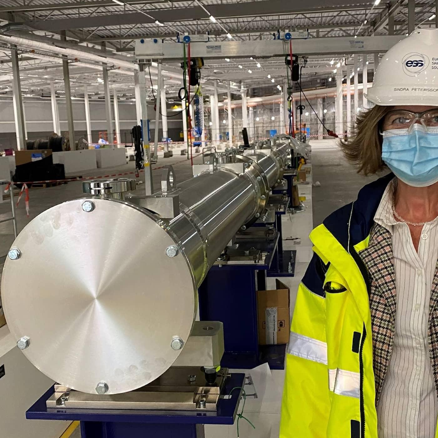 ESS – Så ska neutronstrålar bidra till framtidens läkemedel och energiteknik