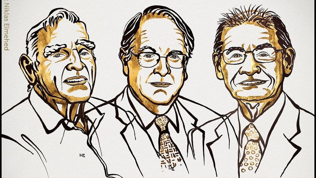 Nobelpristagare i Kemi 2019