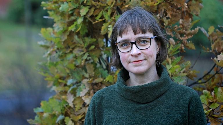 Porträtt Nina Wormbs