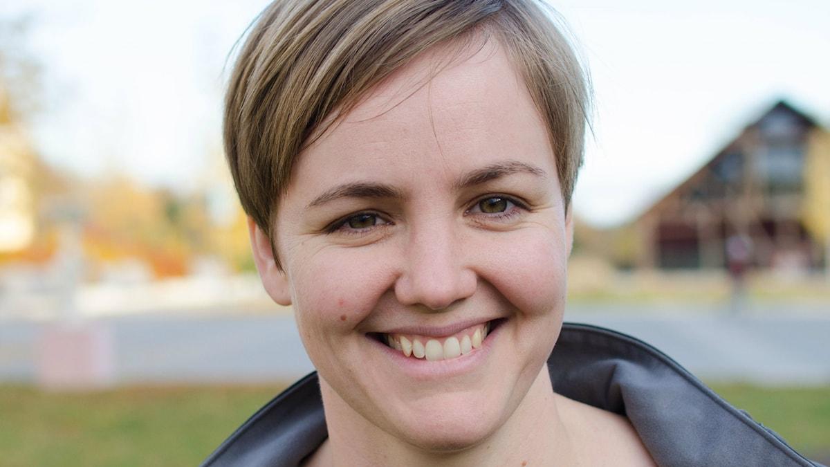 Camilla Eriksson, SLU