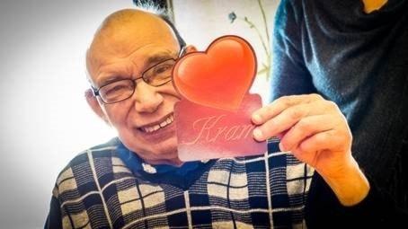 69-årige Göran Mårtensson kommer till FUB:s pensionärsträff varje vecka.