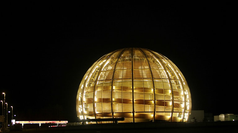 CERN. Foto: Anja Niedringhaus