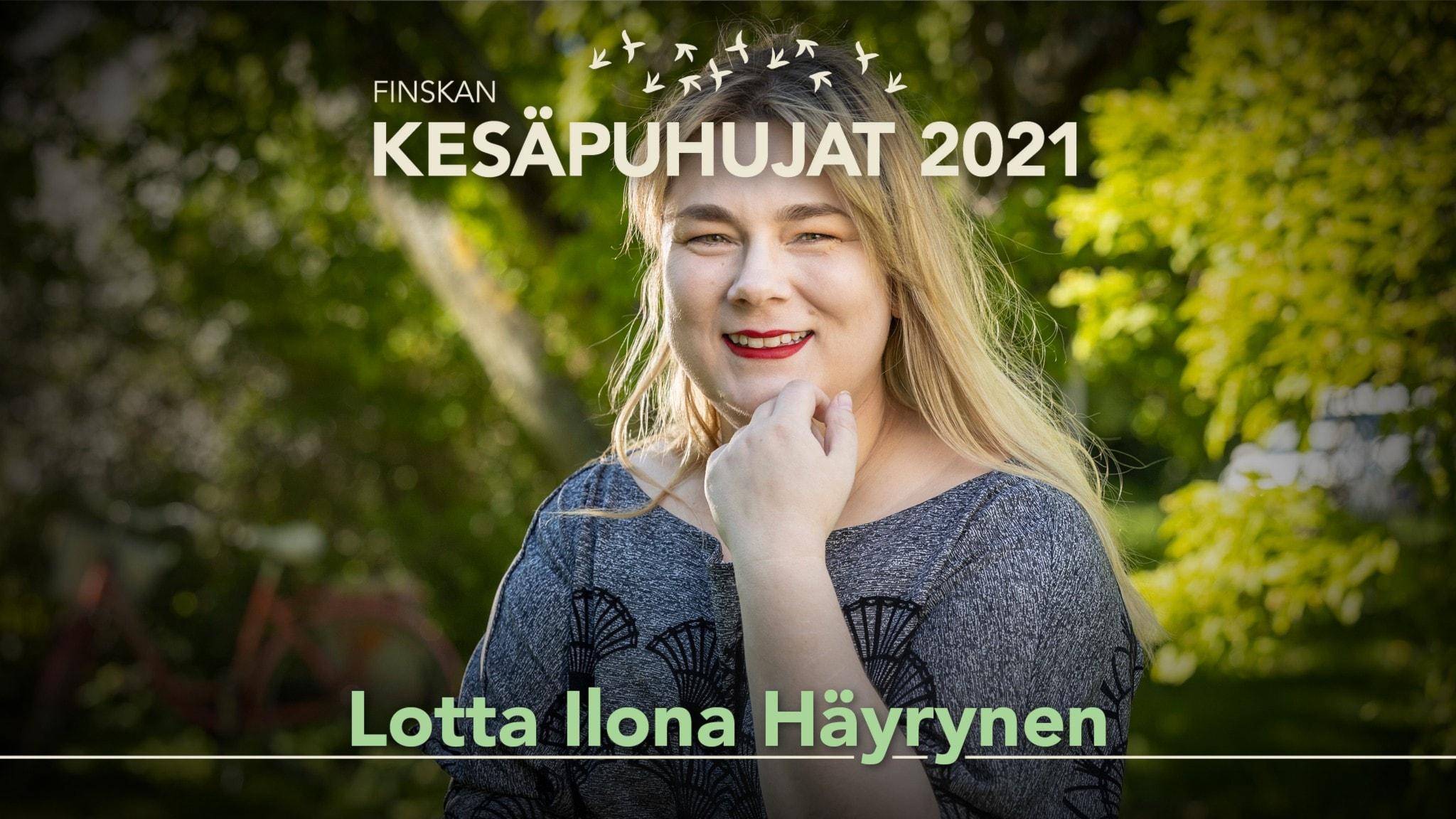 Lotta Ilona Häyrynen