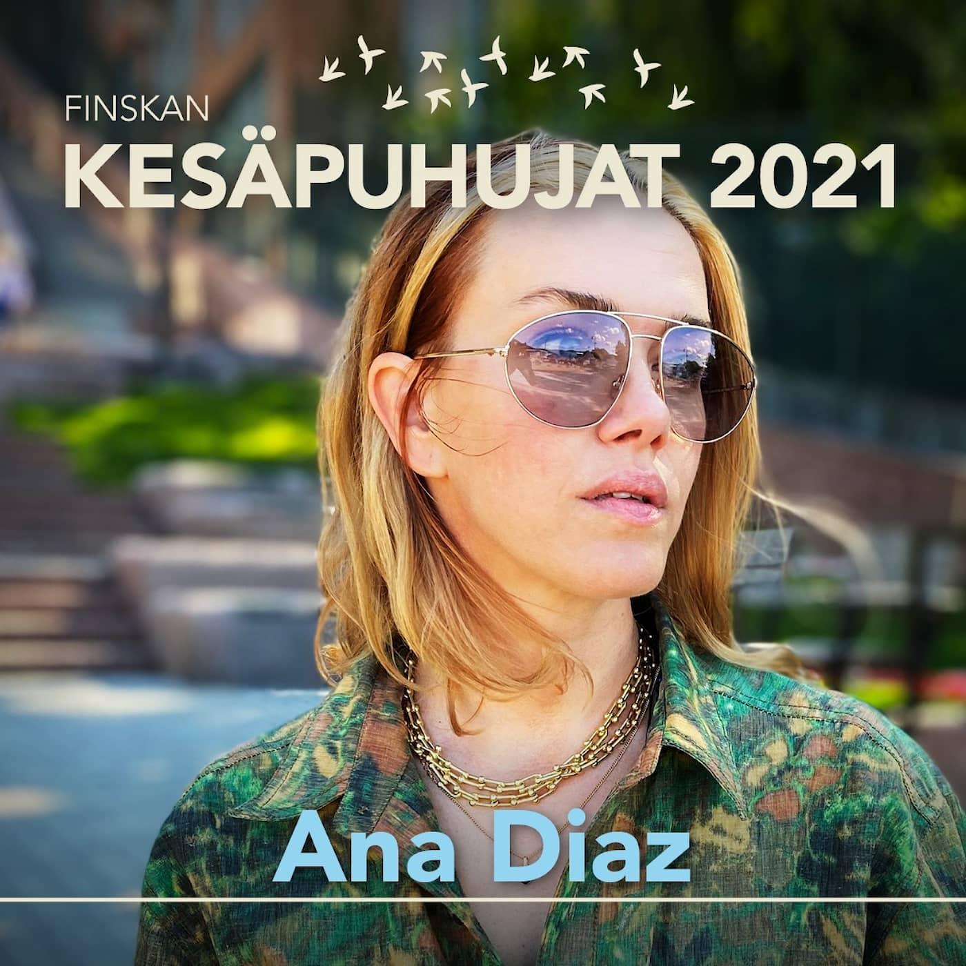 Ana Diaz: Om man inte väljer sig själv så blir det ändå så – livet för en bort från det man inte vill