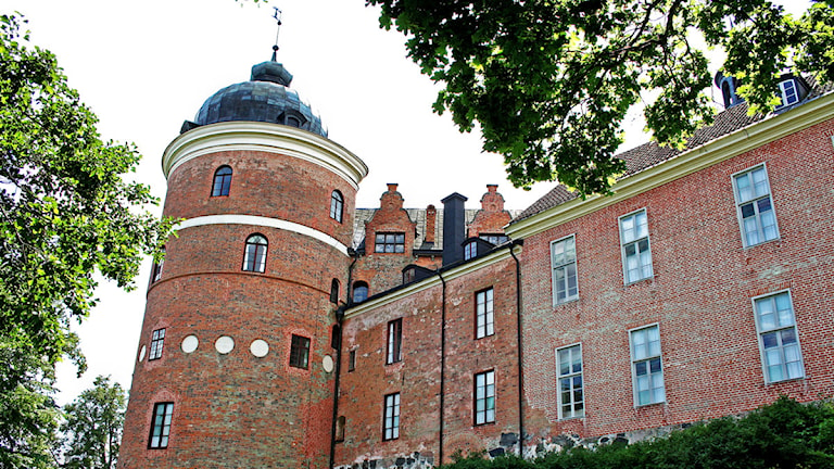 Gripsholms slott. Foto: Thomas Artäng