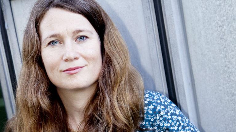 Ulrika Björkstén, Vetenskapsradion. Foto: SR