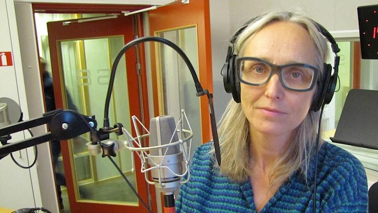 Porträtt Annika Östman