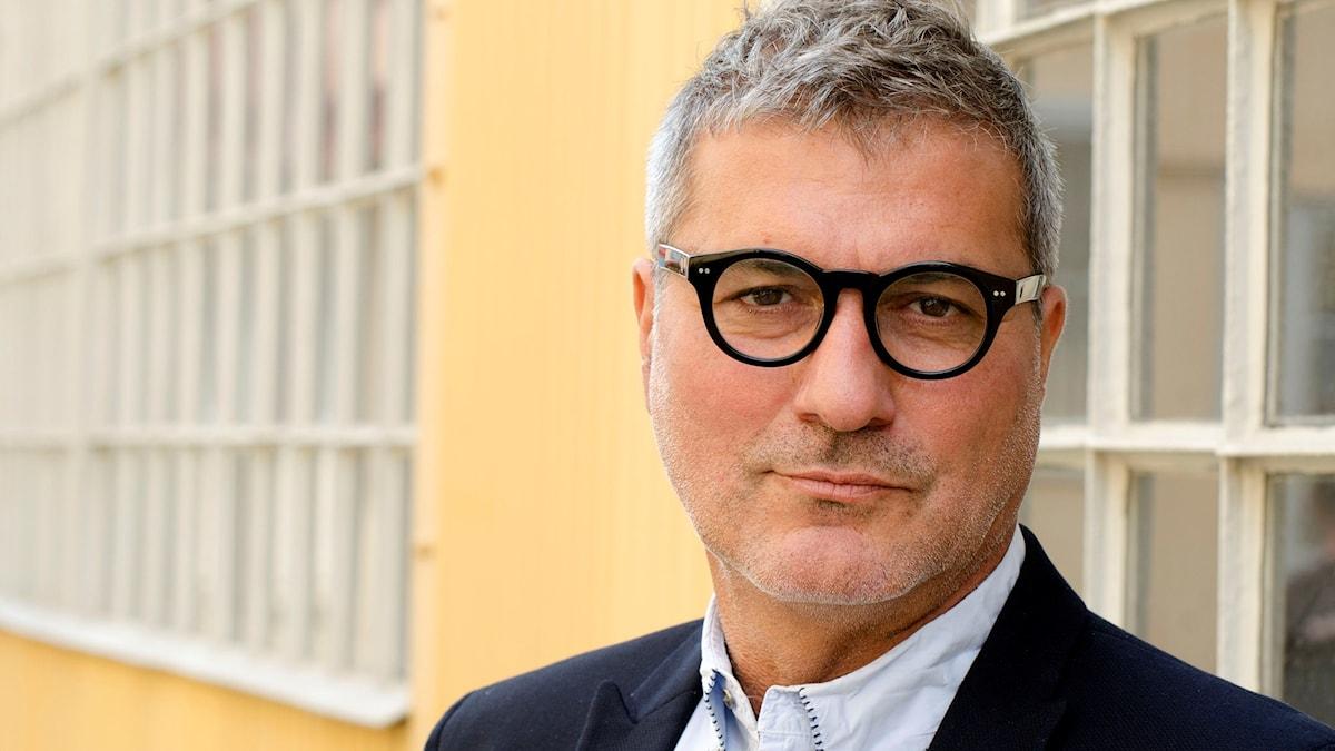 Paolo Maccchiarini. Lars Granstrand/Dokument Inifrån/SVT