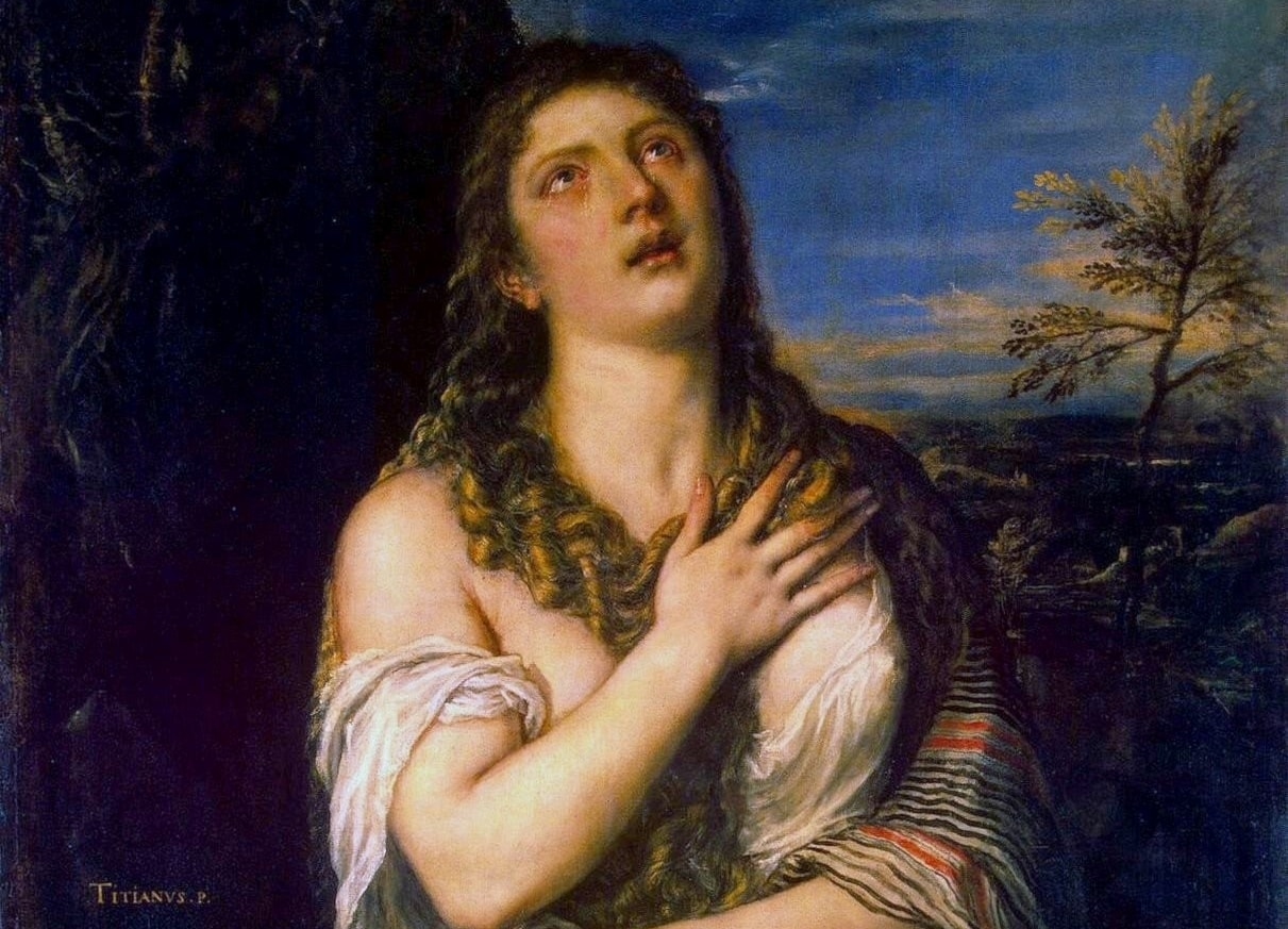 Maria Magdalena - sköka eller apostel?