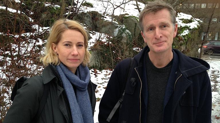 Jennie Sjöström o David Berjlund