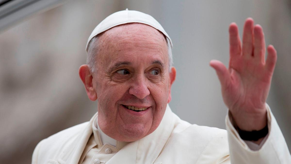 Påven Fransiscus. Foto: AP