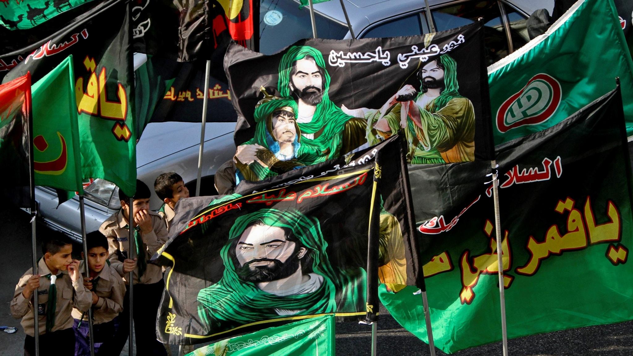 """""""Shia – 40 år efter den Iranska revolutionen"""""""