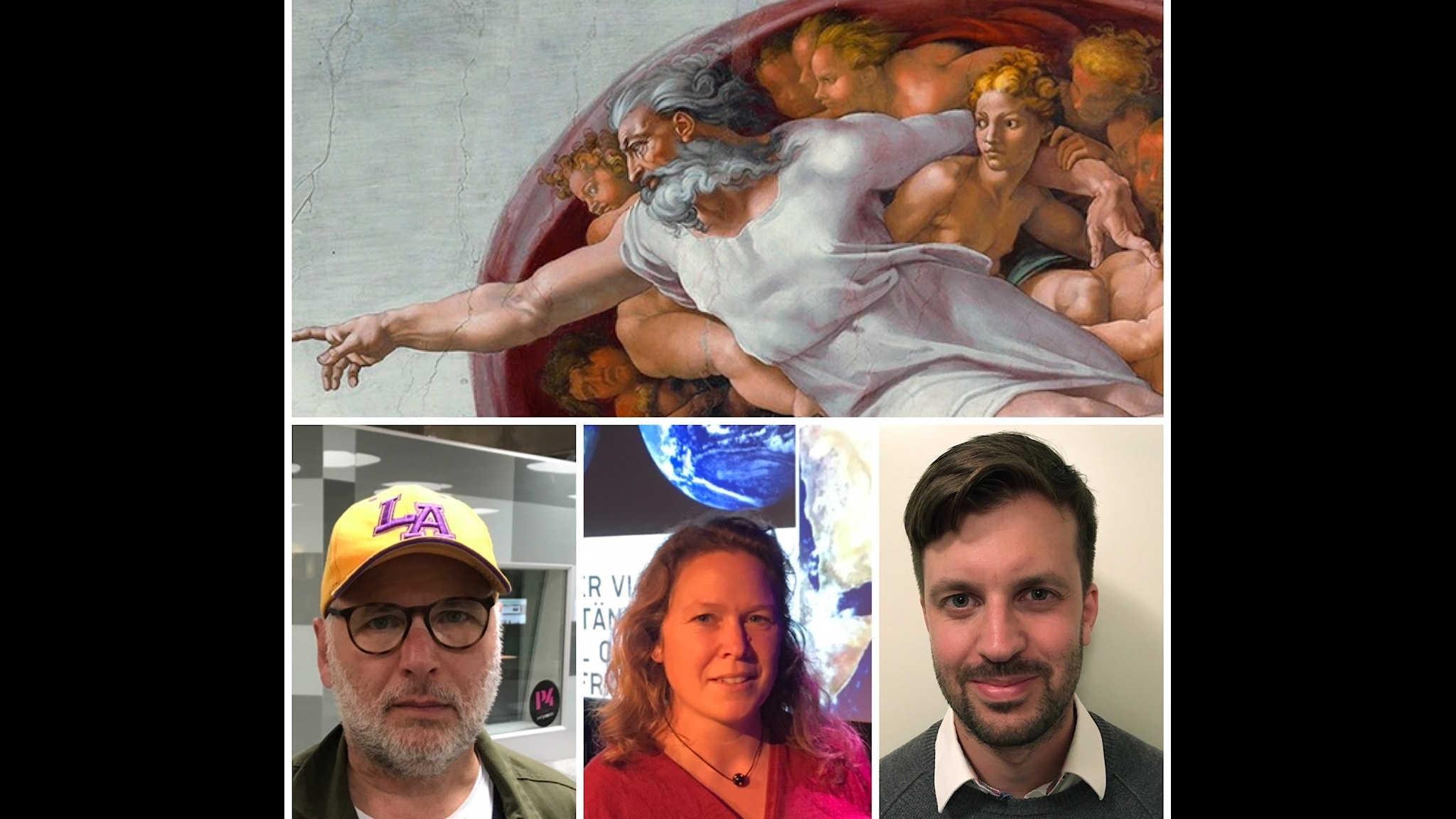 Katastrofer – Guds eller människans ansvar?